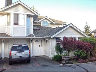 "Photo 1: 1 7955 122ND Street in Surrey: West Newton Townhouse for sale in ""SCOTTSDALE VILLAGE"" : MLS®# F1411996"