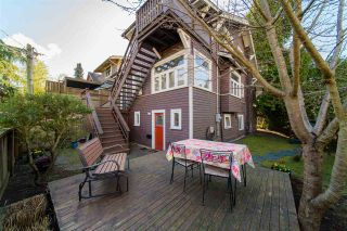 Photo 36: 2304 DUNBAR STREET in Vancouver: Kitsilano House for sale (Vancouver West)  : MLS®# R2549488