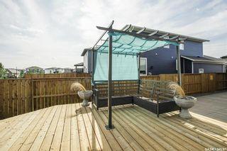 Photo 44: 518 Dagnone Crescent in Saskatoon: Brighton Residential for sale : MLS®# SK867635