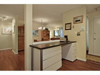 """Photo 11: 102 9154 SATURNA Drive in Burnaby: Simon Fraser Hills Townhouse for sale in """"MOUNTAIN WOOD"""" (Burnaby North)  : MLS®# V1141156"""