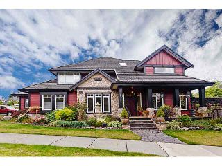 Photo 1: 3813 154a St in Surrey: Morgan Creek House for sale (South Surrey White Rock)  : MLS®# F1400130