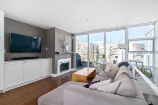 """Photo 5: 2 1650 W 1ST Avenue in Vancouver: False Creek Townhouse for sale in """"THE ELLIS FOSTER BUILDING"""" (Vancouver West)  : MLS®# R2062356"""