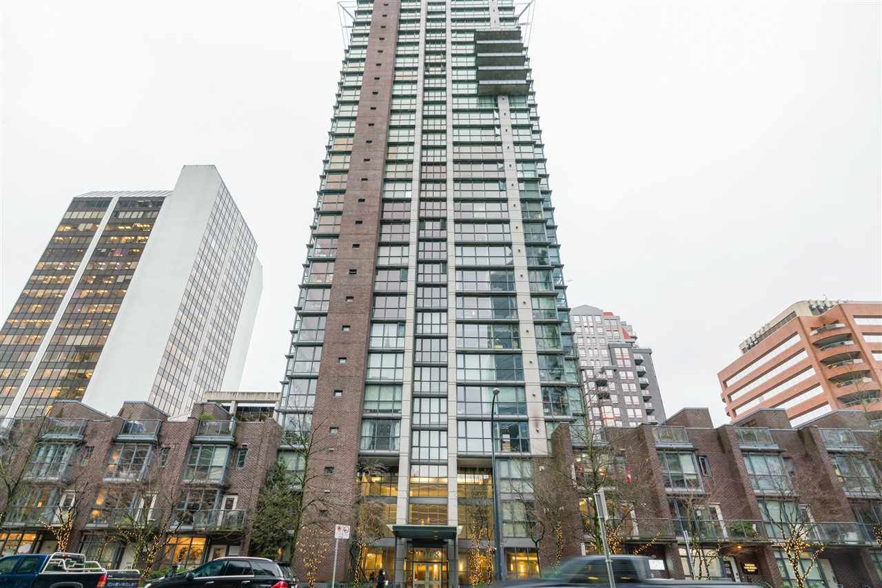Main Photo: 1808 1068 HORNBY STREET in Vancouver: Downtown VW Condo for sale (Vancouver West)  : MLS®# R2541639