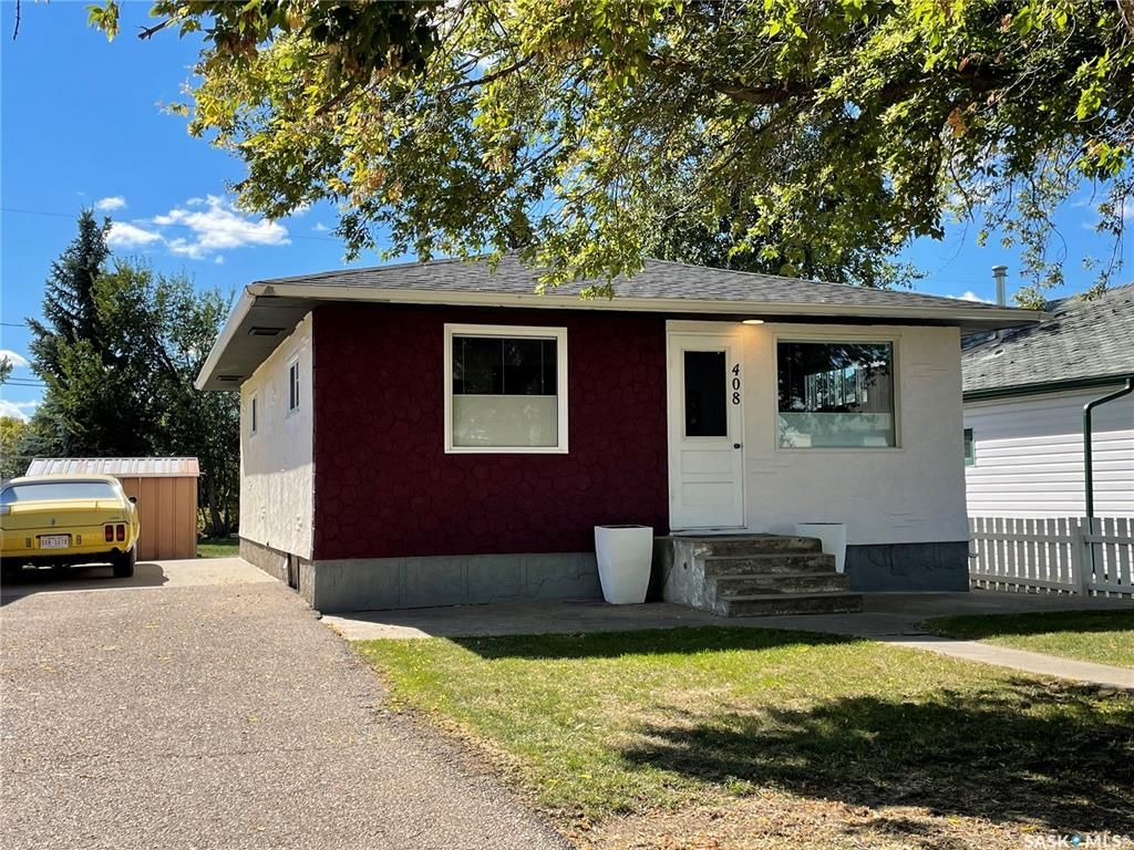 Main Photo: 408 5th Avenue East in Unity: Residential for sale : MLS®# SK870428