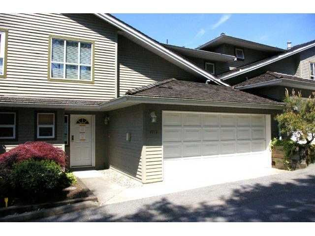 Main Photo: 1113 BENNET Drive in Port Coquitlam: Citadel PQ Townhouse for sale : MLS®# V837215