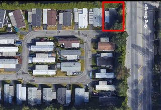 Photo 22: 38 13507 81 AVENUE in Surrey: Queen Mary Park Surrey Manufactured Home for sale : MLS®# R2501558