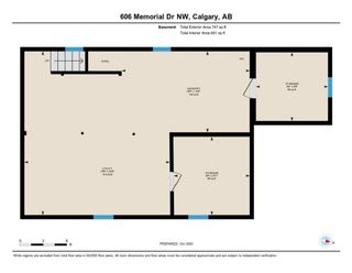Photo 40: 606 Memorial Drive NW in Calgary: Sunnyside Detached for sale : MLS®# A1100170
