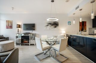 """Photo 3: 403 172 VICTORY SHIP Way in North Vancouver: Lower Lonsdale Condo for sale in """"Atrium"""" : MLS®# R2625786"""