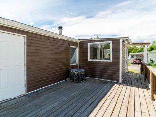 Photo 20: 140 2400 OAKDALE Way in Kamloops: Westsyde Manufactured Home/Prefab for sale : MLS®# 162619