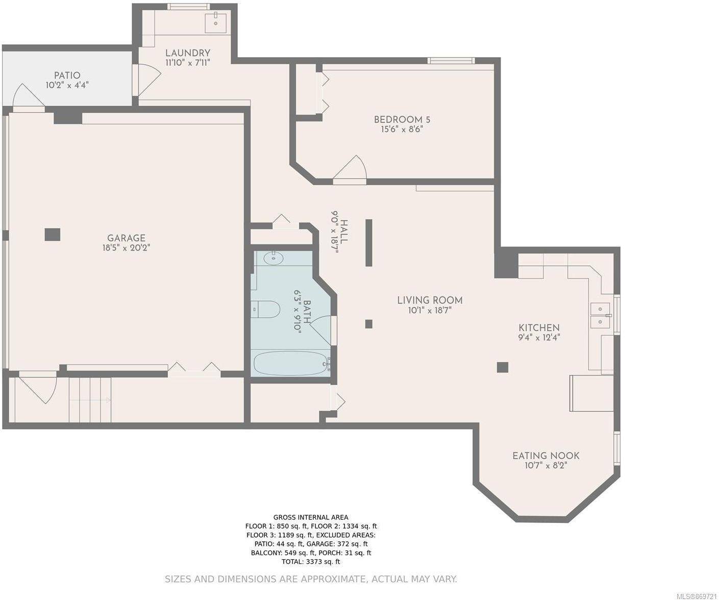 Photo 31: Photos: 2259 Leighton Rd in : Na South Jingle Pot House for sale (Nanaimo)  : MLS®# 869721