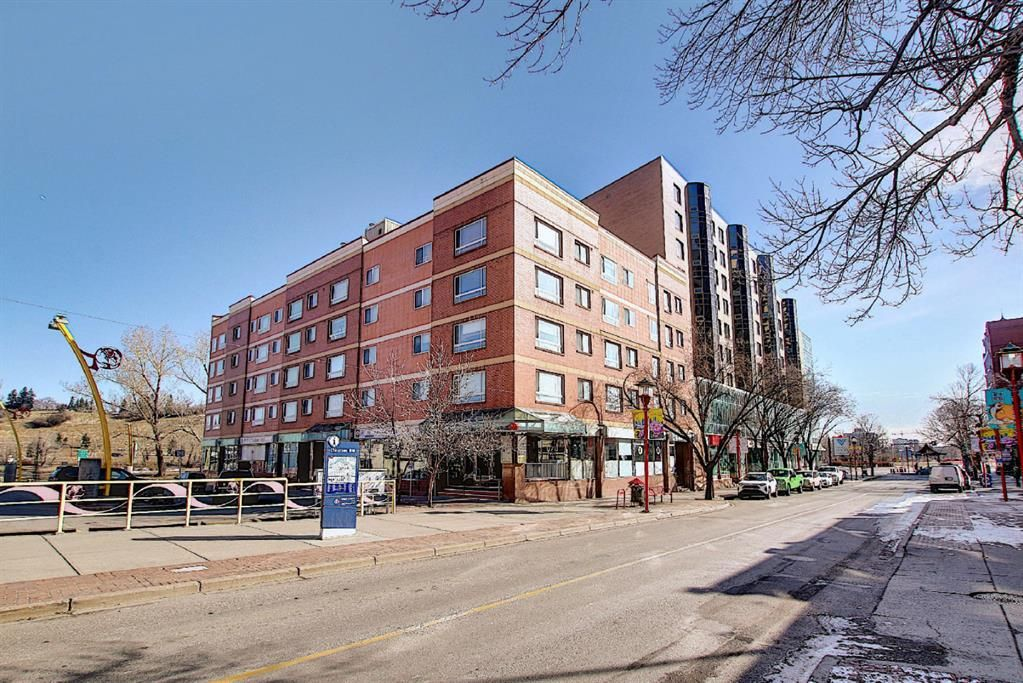 Main Photo: 203 110 2 Avenue SE in Calgary: Chinatown Apartment for sale : MLS®# A1089939