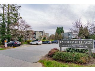Photo 1: 306 5664 200 STREET in Langley: Langley City Condo for sale : MLS®# R2527382