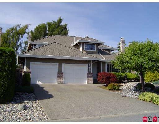 Main Photo: 15023 21B Avenue in Surrey: Sunnyside Park Surrey House for sale (South Surrey White Rock)  : MLS®# F2915780