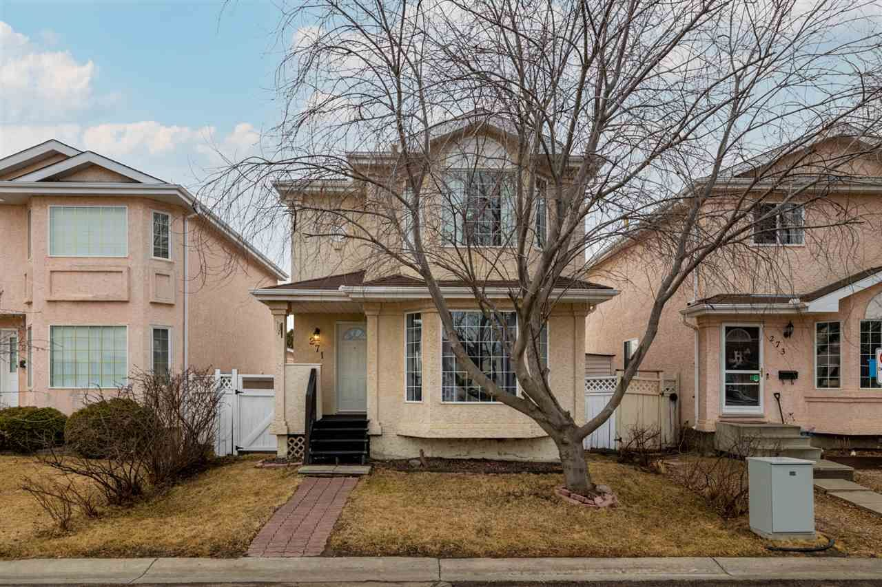 Main Photo: 271 RIVER Point in Edmonton: Zone 35 House for sale : MLS®# E4237384