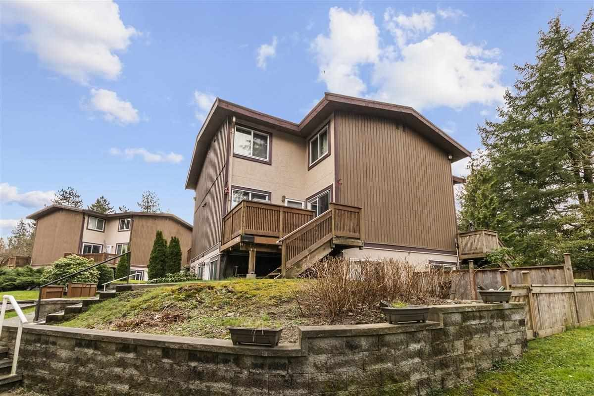 Main Photo: 5 312 HIGHLAND WAY in Port Moody: North Shore Pt Moody Townhouse for sale : MLS®# R2554617
