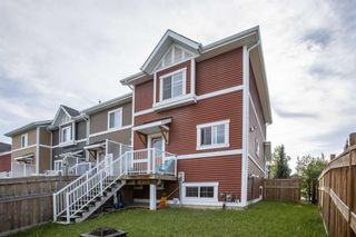 Photo 30: 60 Sunset Road: Cochrane Row/Townhouse for sale : MLS®# A1128537