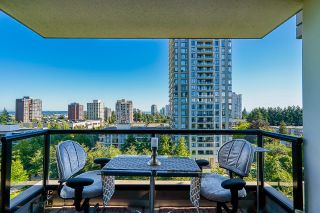 """Photo 28: 907 7108 COLLIER Street in Burnaby: Highgate Condo for sale in """"ARCADIA WEST"""" (Burnaby South)  : MLS®# R2595270"""