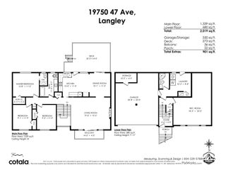 """Photo 37: 19750 47 Avenue in Langley: Langley City House for sale in """"Mason heights"""" : MLS®# R2554877"""
