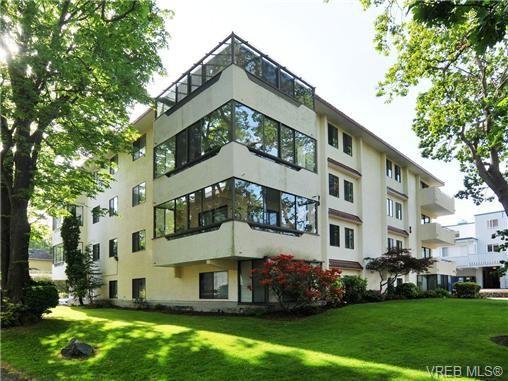 Main Photo: 201 1325 Harrison St in VICTORIA: Vi Downtown Condo for sale (Victoria)  : MLS®# 671785