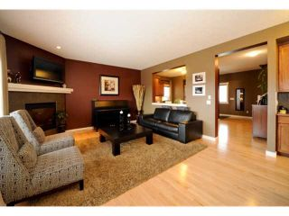 Photo 3: 9 EVERGREEN Row SW in CALGARY: Shawnee Slps Evergreen Est Residential Detached Single Family for sale (Calgary)  : MLS®# C3462509