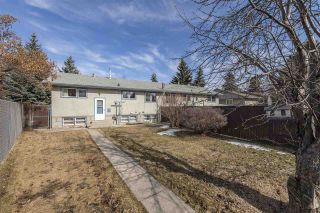 Photo 23: 14433 MCQUEEN ROAD in Edmonton: Zone 21 House Half Duplex for sale : MLS®# E4233965