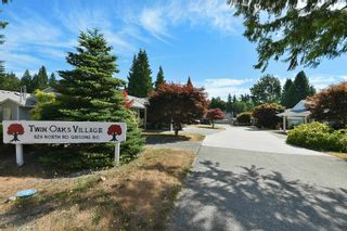 """Photo 20: 7 824 NORTH Road in Gibsons: Gibsons & Area Townhouse for sale in """"Twin Oaks"""" (Sunshine Coast)  : MLS®# R2607864"""