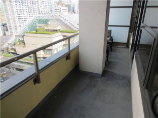 "Photo 8: 1013 1010 HOWE Street in Vancouver: Downtown VW Condo for sale in ""FORTUNE HOUSE"" (Vancouver West)  : MLS®# V1047672"