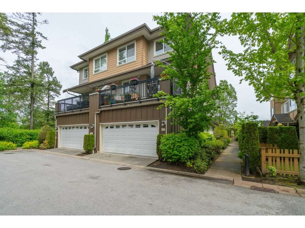 """Main Photo: #101 7088 191 Street in Surrey: Clayton Townhouse for sale in """"Montana"""" (Cloverdale)  : MLS®# R2455841"""