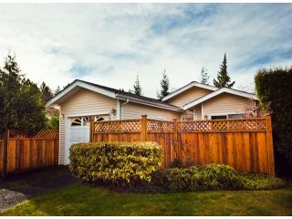 "Photo 1: 13 1400 164TH Street in Surrey: King George Corridor House for sale in ""GATEWAY Gardens"" (South Surrey White Rock)  : MLS®# F1300613"