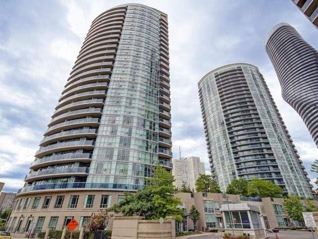 Main Photo: 2201 90 Absolute Avenue in Mississauga: City Centre Condo for lease : MLS®# W4480391