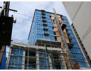 """Photo 3: 1502 1252 HORNBY Street in Vancouver: Downtown VW Condo for sale in """"PURE"""" (Vancouver West)  : MLS®# V702170"""