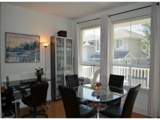 """Photo 5: 11 14952 58TH Avenue in Surrey: Sullivan Station Townhouse for sale in """"HIGHBRAE"""" : MLS®# F1318700"""