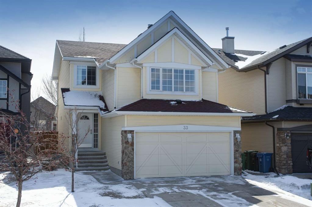 Main Photo: 33 Brightondale Park SE in Calgary: New Brighton Detached for sale : MLS®# A1088765