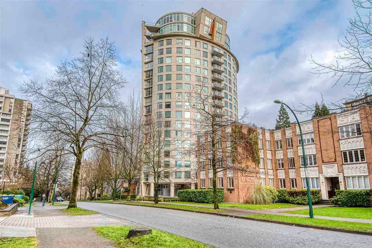 Main Photo: 1203 1277 NELSON STREET in Vancouver: West End VW Condo for sale (Vancouver West)  : MLS®# R2581607