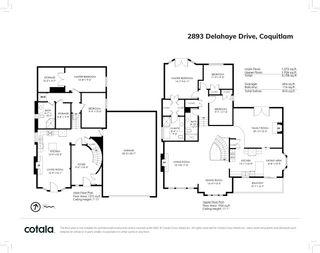 Photo 40: 2893 DELAHAYE Drive in Coquitlam: Scott Creek House for sale : MLS®# R2509478