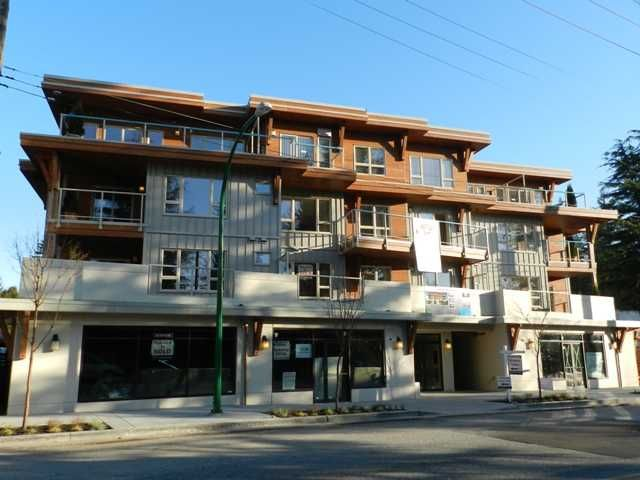 """Main Photo: 404 2138 OLD DOLLARTON Road in North Vancouver: Seymour Condo for sale in """"MAPLEWOOD NORTH"""" : MLS®# V902282"""