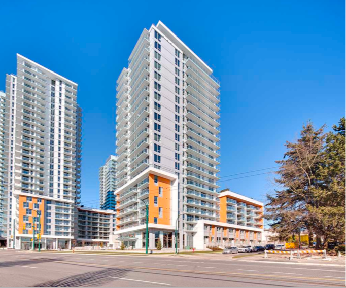 Main Photo: 819 433 SW Marine Drive in Vancouver: Marpole Condo for sale (Vancouver West)  : MLS®# R2347462