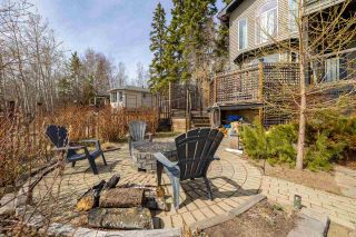 Photo 37: 857 West Cove Drive: Rural Lac Ste. Anne County House for sale : MLS®# E4241685
