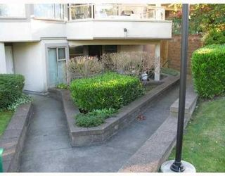 Photo 9: # 103 78 RICHMOND ST in New Westminster: House for sale (Canada)  : MLS®# V659014