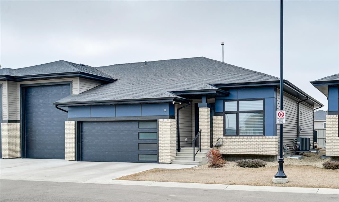 Main Photo: 2 103 allard Link in Edmonton: House for sale