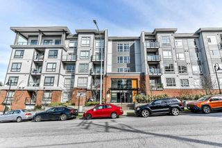 "Photo 1: 302 13733 107A Street in Surrey: Whalley Condo for sale in ""QUATTRO #1"" (North Surrey)  : MLS®# R2251141"