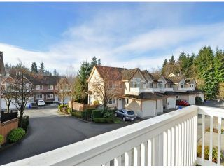 """Photo 16: 15 1506 EAGLE MOUNTAIN Drive in Coquitlam: Westwood Plateau Townhouse for sale in """"RIVER ROCK"""" : MLS®# V1099856"""