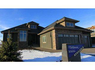 Photo 1: 29 CIMARRON ESTATES Link: Okotoks Residential Detached Single Family for sale : MLS®# C3594396