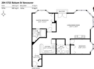 Photo 39: 204 5723 BALSAM Street in Vancouver: Kerrisdale Condo for sale (Vancouver West)  : MLS®# R2597878