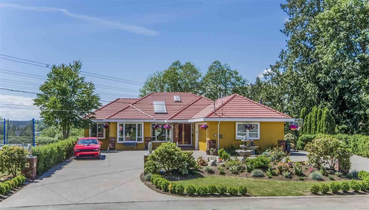 Main Photo: 6625 180 Street in Surrey: Cloverdale BC House for sale (Cloverdale)  : MLS®# R2289221