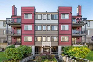 """Photo 1: 207 2344 ATKINS Avenue in Port Coquitlam: Central Pt Coquitlam Condo for sale in """"MISTRAL QUAY"""" : MLS®# R2539653"""