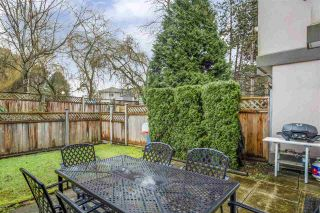 """Photo 28: 17 2538 PITT RIVER Road in Port Coquitlam: Mary Hill Townhouse for sale in """"RIVER COURT"""" : MLS®# R2549058"""