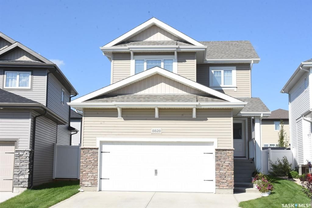 Main Photo: 8828 Kestral Drive in Regina: Edgewater Residential for sale : MLS®# SK786932