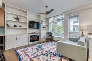 Photo 3: 217 735 W 15TH STREET in North Vancouver: Mosquito Creek Townhouse for sale : MLS®# R2508481
