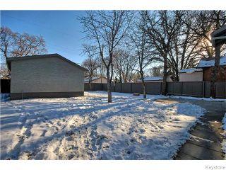 Photo 12: 797 St Mary's Road in WINNIPEG: St Vital Residential for sale (South East Winnipeg)  : MLS®# 1530148